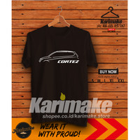 Kaos Baju Mobil Wuling Cortez Side Kaos otomotif - Karimake