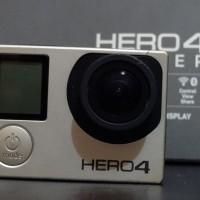 Gopro Hero 4 Silver Fullset