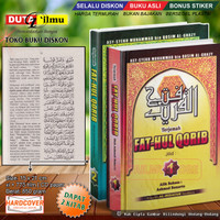 Terjemah Kitab FATHUL QORIB 1 SET 2 Buku Lengkap