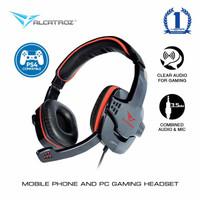 Alcatroz Gaming Headset Alpha MG-370 - Garansi 1 Tahun