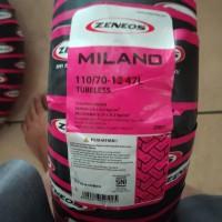 Ban Zeneos 110/70-12 Milano
