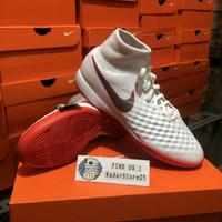 Sepatu Futsal NIke Magista Obra X 2 Academy DF IC Original AH7309107