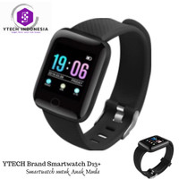 YTECH Brand Smartwatch D13 + Jam ORI terbaru serupa Apple Watch