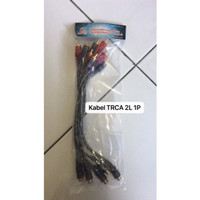 Y RCA - Kabel Sambung - 2 Cowok 1 Cewek - Kabel RCA Audio T RCA