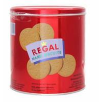 Biskuit Regal 550 Gram Kaleng