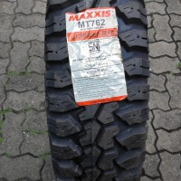 Maxxis BIGHORN MT-762 255/85 R16 Ban Mobil Offroad Landrover hardtop