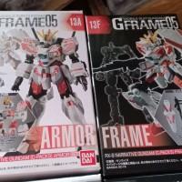 Gframe Gundam Narrative c packs RX 9 G Frame vol 6 b a mobile suit