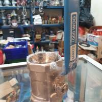 ball valve sankyo 1.5 ss 316