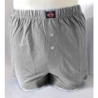 Celana/ Pakaian Dalam Boxer Pria Gutsman ASLI Polos ( MIX WARNA )