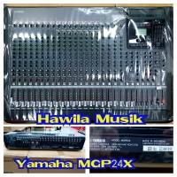 Mixer Yamaha MGP24X MGP 24X Mixing Console JAMINAN ORIGINAL ADA NOSERI