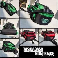 TAS BAGASI MOTOR. ENDURO TRABAS ADVENTURE TOURING KLX CRF TS KTM YZ