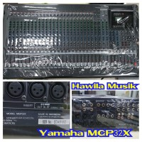 Mixer Yamaha Micer Yamaha MGP32X MGP 32 X MGP32 X MGP 32X JAMINAN ORI