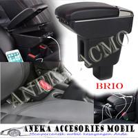 Console Box Armrest box Arm Rest 7 USB 7USB Luxury Honda Brio