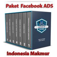 Paket DVD 50 Video Training Facebook Ads Step by Step SUPER LENGKAP
