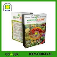 Pupuk serbuk Green Star - Pupuk Organik Greenstar Nasa - Pupuk Nasa