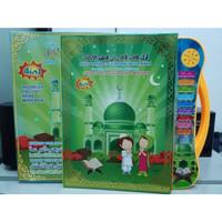 Mainan Anak Edukasi Playpad E-book Buku Pintar Muslim 4 Bahasa