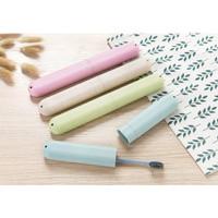 Sikat Gigi Bambu (natural bamboo toothbrush zero waste eco friendly)