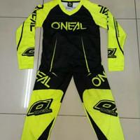 baju tidur anak Setelan Motor Cross / Baju MotorCross oneal