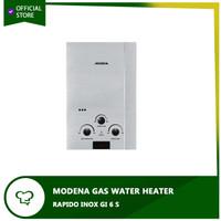 MODENA GAS WATER HEATER - GI 6 S