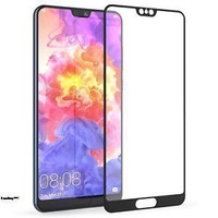 Tempered Glass Full Lem Huawei P20 Pro Full Cover Screen Protector