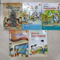 Buku paket sekolah kelas 5 SD bse