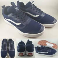 Sepatu Vans Old Skool Ultra Range Rapidweld Dress Blue Biru Tua