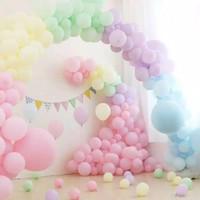 Balon Latex Pastel / LatexMacaron / Dekorasi Pesta Ulang Tahun
