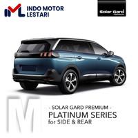 Kaca Film SKKB Solar Gard Premium Platinum Series Kategori Sedang / M