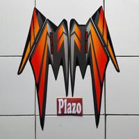 stiker motor rx king 2002 orange