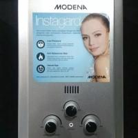 Water Heater Gas Modena GI 6 V / pemanas air gas Modena Gi 6 V/6 Liter