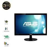 Prefix Asus VS197DE Monitor Komputer 18.5 Postfix