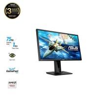 Prefix ASUS VG245H Gaming Monitor 24 FHD, 1ms, FreeSync Postfix