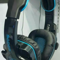 headset gaming sades