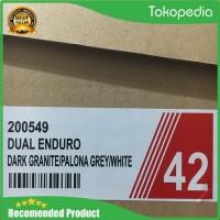 Sepatu Running/Lari Specs Dual Enduro Palona Grey 200549 Original Bnib