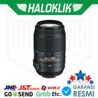 Nikon Lensa AF-S DX VR 55-300mm f/4.5-5.6 G -(GARANSI RESMI)