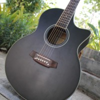 Gitar Akustik ColeClark Angel 2 Bonus Tas & Pick Alice
