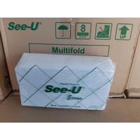 Tissue Hand Towel Multifold See-U Econo