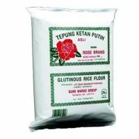 Tepung Ketan Putih Asli Rose Brand
