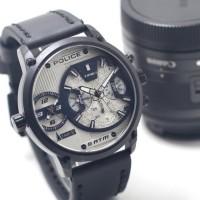 jam tangan pria chrono aktif police