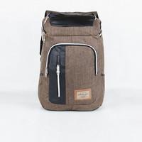 Polo Rise Tas Ransel Laptop Korea Style Art 927-24#18 inch