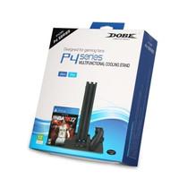 Kipas Pendingin Multifungsi PS4 Slim Pro Dobe