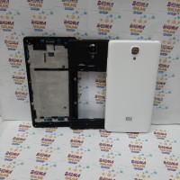 Housing Casing Fullset Back Cover + Frame Bezel Xiaomi Redmi Note 1 4G