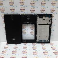 Housing Casing Fullset Back Cover + Tulang Xiaomi Redmi Note 1 3G ORI