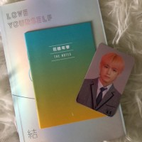 Love Yourself Answer Album BTS SEALED UNSEALED PC TAEHYUNG JIMIN JIN S