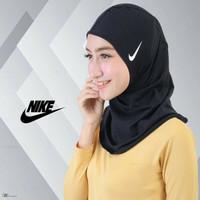 hijab jilbab sport olahraga nike kerudung muslim senam