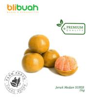 Jeruk Medan SUPER 1Kg / Orange / Jeruk Manis / Jeruk