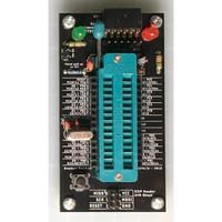 ATMega328P-PU Breakout Board Arduino Bareboard ZIF Socket Siap Pakai