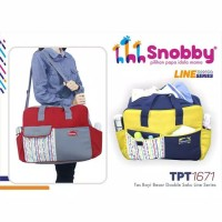 tpt 1671 Snobby tas Bayi Besar Line series murah
