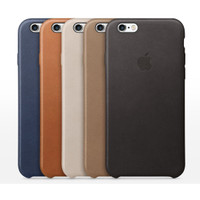 Apple iPhone 6s + Leather Case