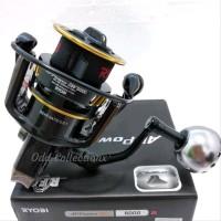 Reel Ryobi AP Power SW 5000 Power Handle Max Drag 5kg Best Seller